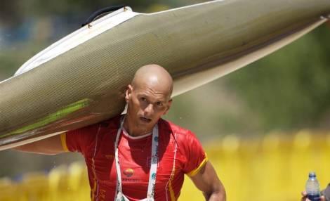 Carril, subcampeón del mundo de marathon