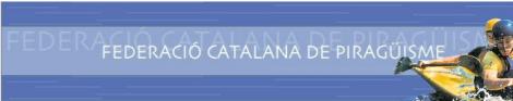 Federación Catalana de Piragüismo