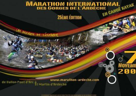 Marathon Internacional del Ardeche