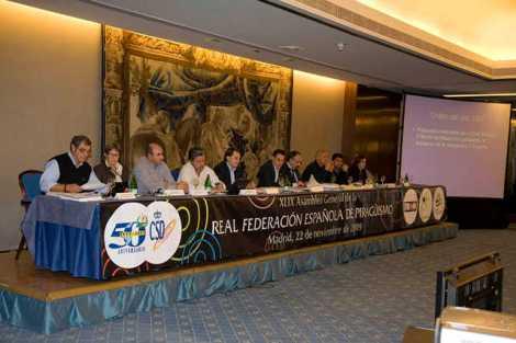 Imagen de la asamblea del pasado año