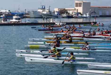 El kayak de mar cada vez cuenta con más adeptos