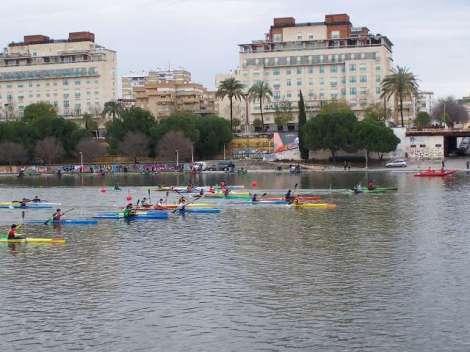 Sevilla será la sede de la concentración