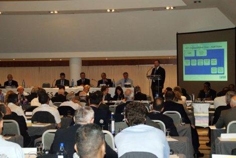 Congreso de la ICF en La Toja