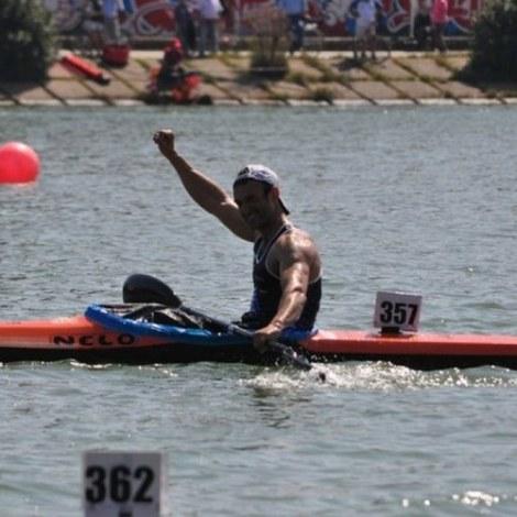 Xabier Ruiz era el vencedor en K-1