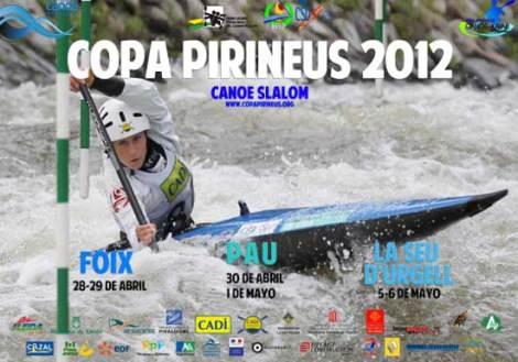 Poster de la Copa Pirineus 2012