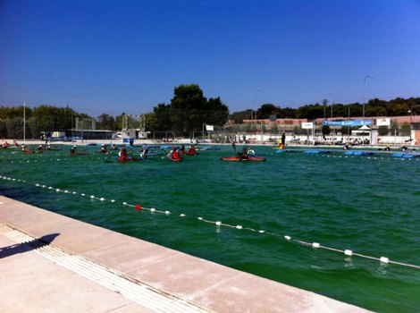 Liga de kayak polo