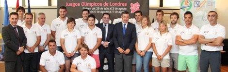 Nuestros representantes olímpicos