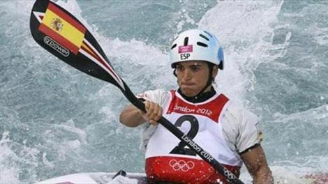 Maialen Chourraut logró la medalla de bronce