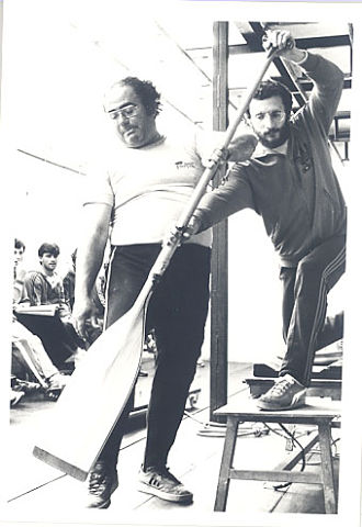 Imagen de archivo de la RFEP de Eduardo Herrero