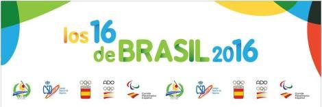 Los 16 de Brasil 2016
